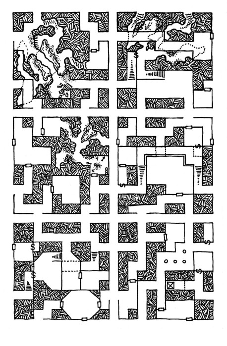Geomorph (Set 1)