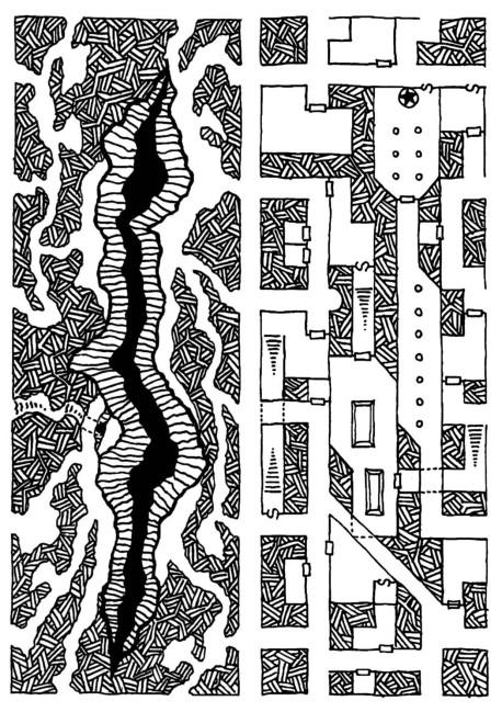 Geomorph Strips-1