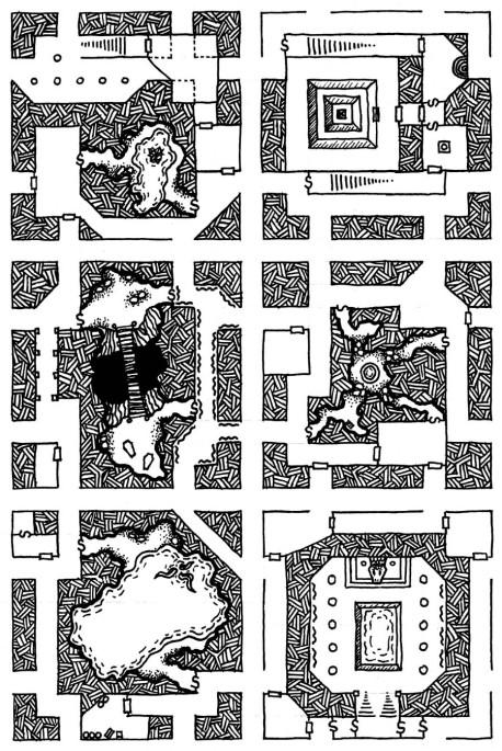 Geomorph Set-5