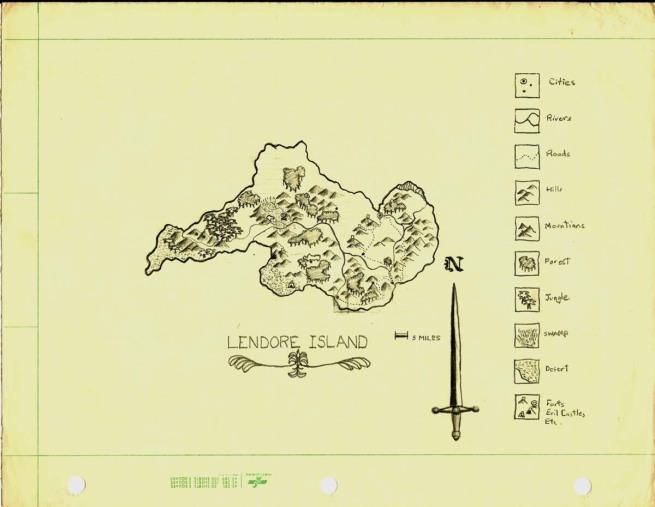 Lendore Island
