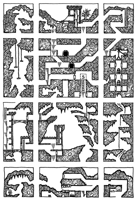 Vertical-Geomorphs-Recent