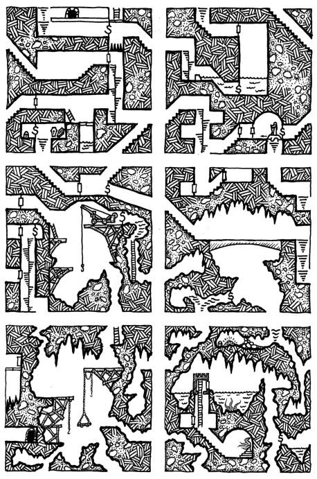 Vertical-Geomorphs-Set-1
