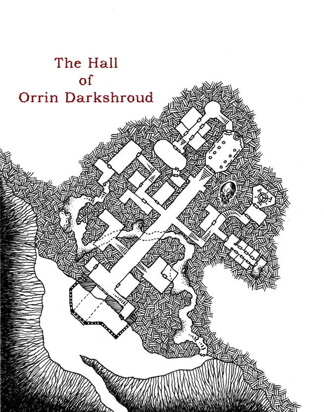 The Hall of Orrin Darkshroud