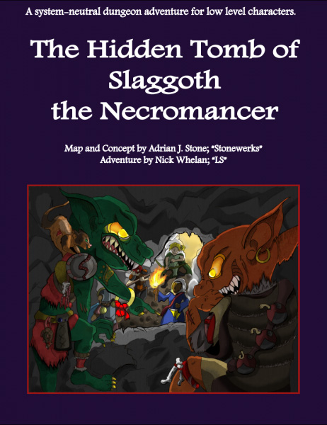 Slaggoth Cover