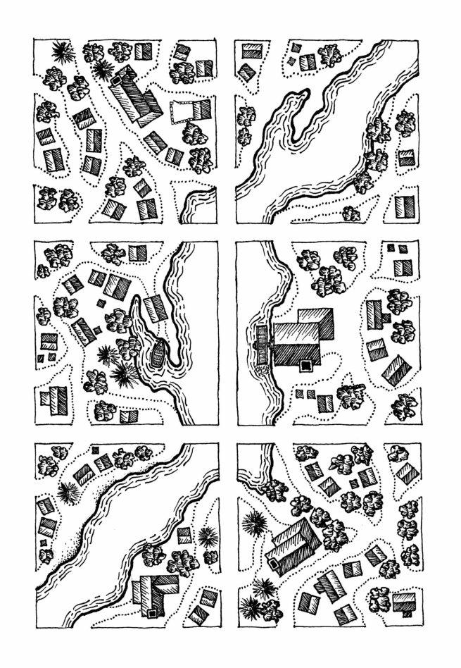 Village-River-Geomorphs